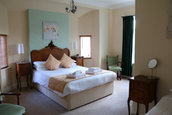 The Newlands: Family/double room