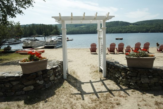Holderness, NH: Gateway to our beach