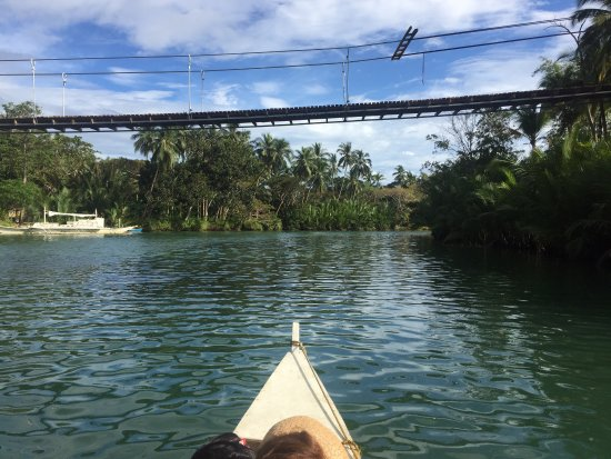 Loboc River Resort: We absolutely loved this place. The staff was very friendly and helpful.