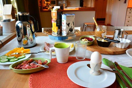 Sodermanland County, Sweden: Breakfast