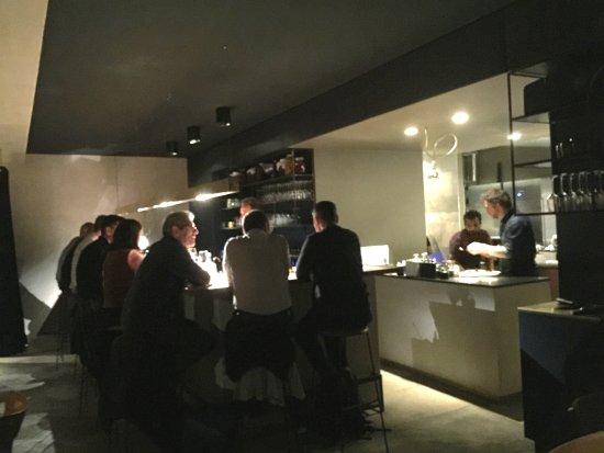 Gastraum Mit Offener Kuche Picture Of Coda Dessert Bar Berlin