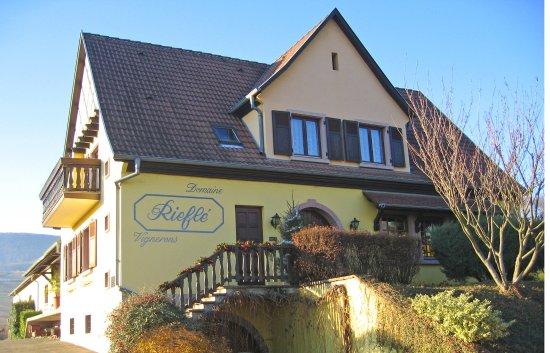 Pfaffenheim, Pháp: DOMAINE RIEFLE - LANDMANN