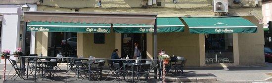 Cafe De Abastos: Fachada