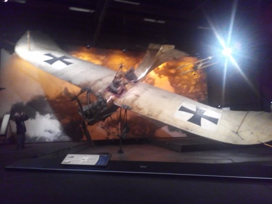 Omaka Aviation Heritage Centre: Two exhibitions to see from World War 1 and World War 2 - many in-depth stories of heroism.