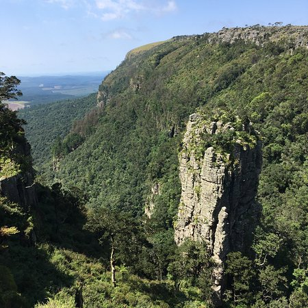 Graskop, Afrique du Sud : The Pinnacle Rock