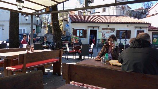 Kastav, Kroatien: rustica