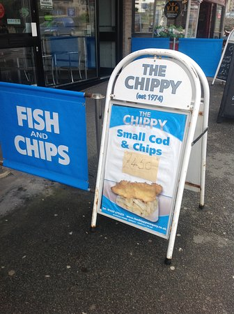 The Chippy: Specoals
