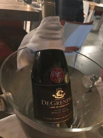 Gordon's Bay, Sudáfrica: super Weinauswahl