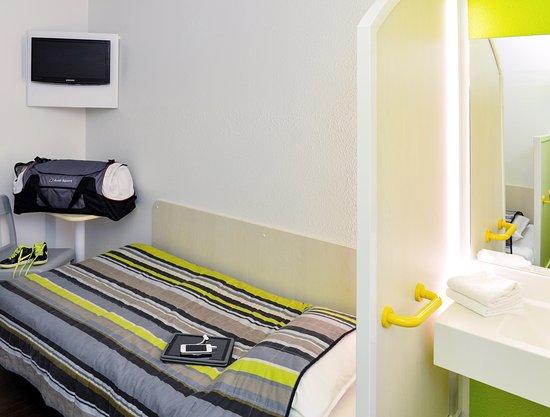 hotelf1 boulogne sur mer boulogne sur mer frankrig hotel anmeldelser sammenligning af. Black Bedroom Furniture Sets. Home Design Ideas