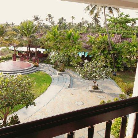Vasundhara Sarovar Premiere: View from 1st floor Superior room