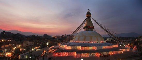 Nepal: Boudha