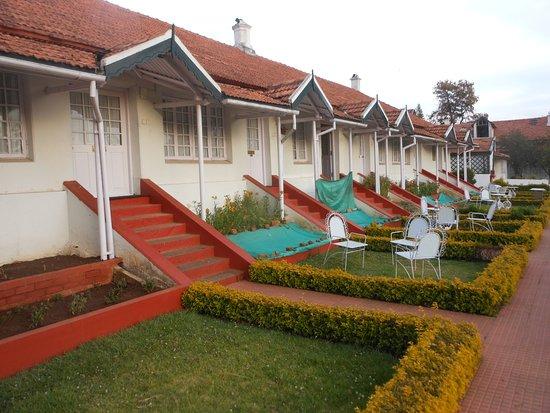 Taj Savoy Hotel, Ooty: Suite de bugalows