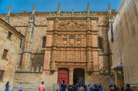 Universidad de Salamanca - Haupteingang - Picture of ... - photo#2