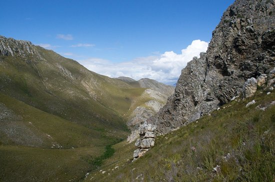 Stanford, Sudáfrica: Hidden Valley from the Saddle