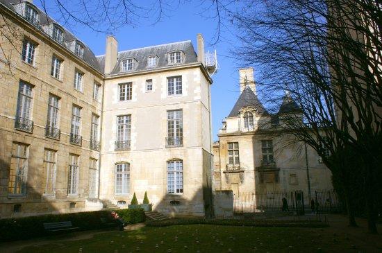 Jardin de l'Hotel Lamoignon