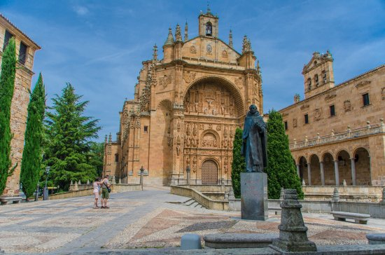 Convento de San Esteban, Salamanca, Spain - Picture of St ...