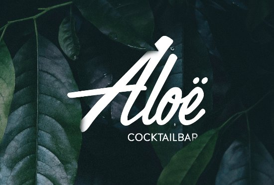 ‪Aloë Cocktailbar‬