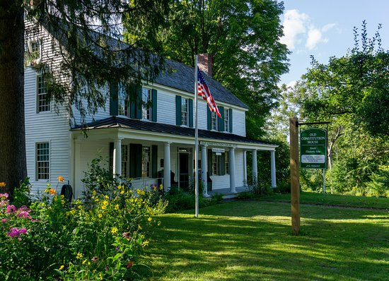 Windsor, VT: Old Constitution House -
