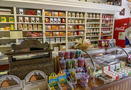 Plymouth, VT: Le magasin général -