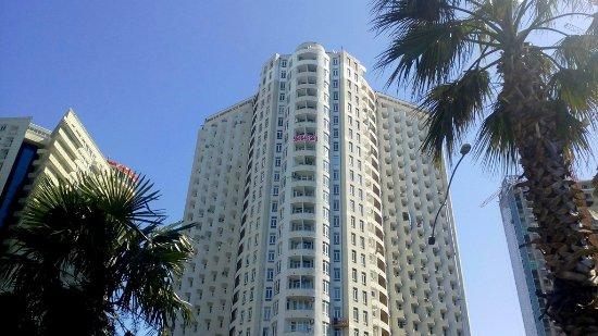 Apart hotel irida batumi 37 fotos compara o de pre os for Appart hotel 37