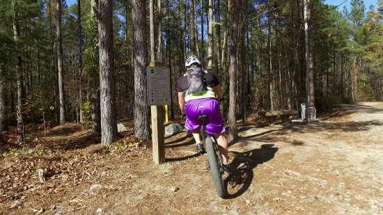Chesterfield, VA: Mountain Bike Flow Trails at Pocahontas State Park