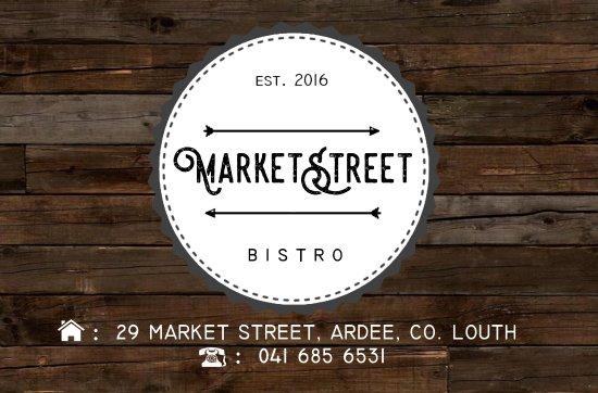 Market Street Bistro - 29 Market Street, Ardee, Co. Louth