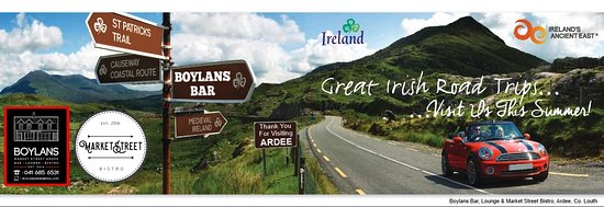 Ardee, Irlandia: Visit Us This Summer!