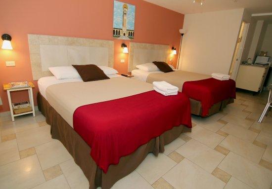 Dreams Hotel Puerto Rico: Two queen size beds