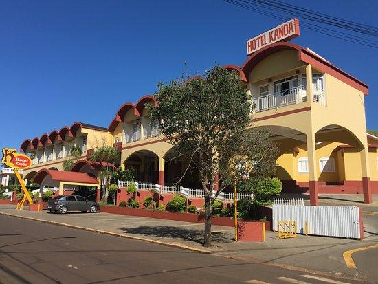 Kanoa Tropical Hotel