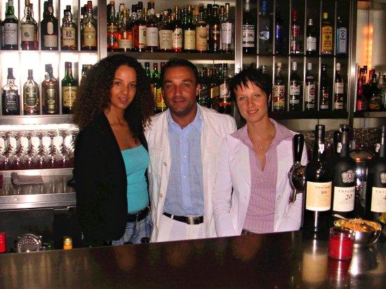 Hotel Amigo: Avec mes petites collègues, sorties à Bruxelles, août 2005...