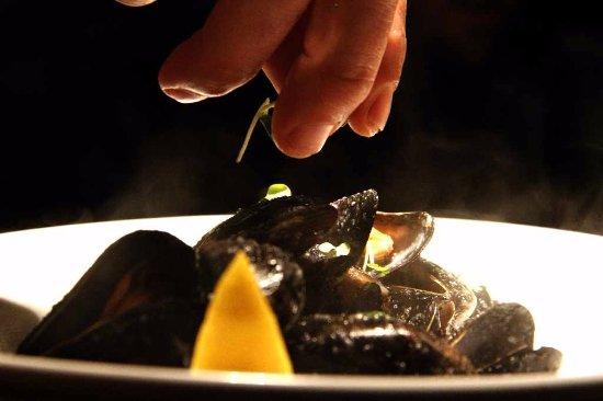Killorglin, Irlandia: Glenbeigh Mussels with Giner & Lemongrass