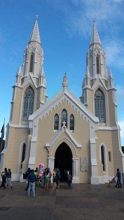 Basílica de la Virgen del Valle: En plena aniversario de la virgen del valle