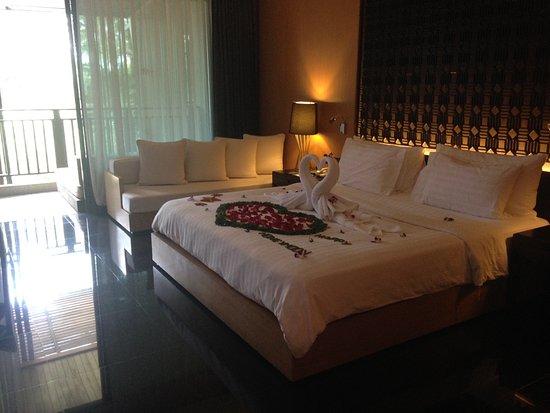 Ramada Khao Lak Resort: un partie de la chambre