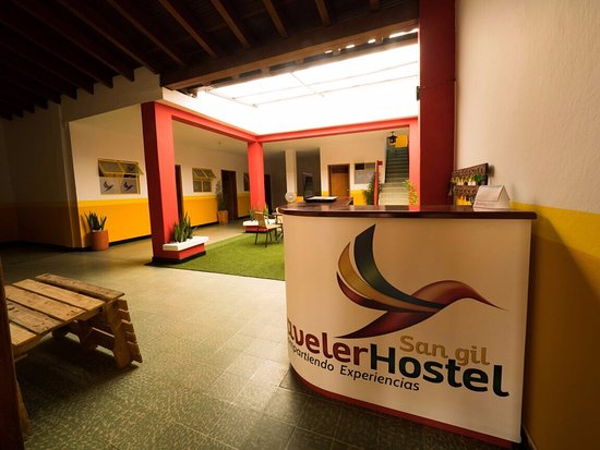 Traveler Hostel San Gil
