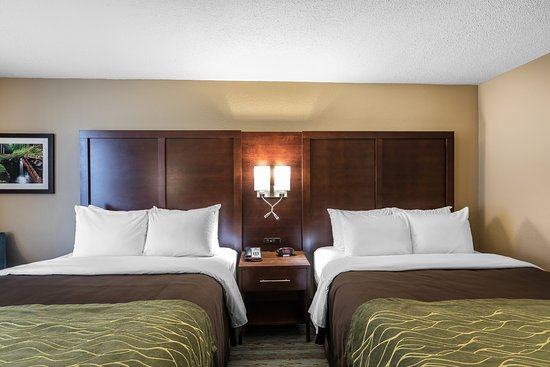 Bay City, MI: Double Queen Beds