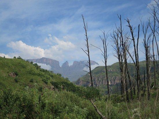 uKhahlamba-Drakensberg Park, South Africa: Hiking