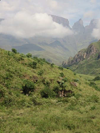 uKhahlamba-Drakensberg Park, South Africa: Hiking
