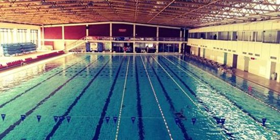 SRC Sisak indoor Olympic swimming pool 2018 All You Need to Know