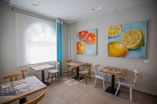 Hotel Maria Preka: Breakfast Room