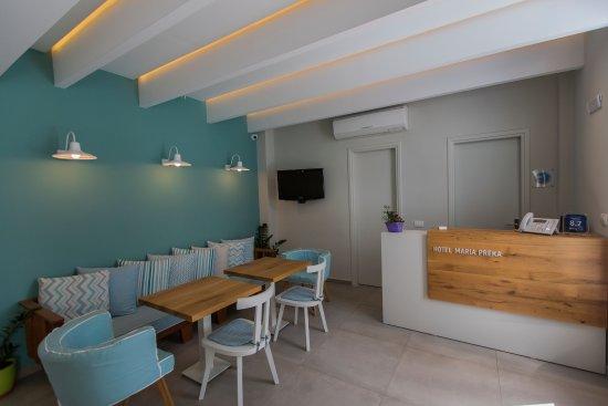 Hotel Maria Preka: Reception