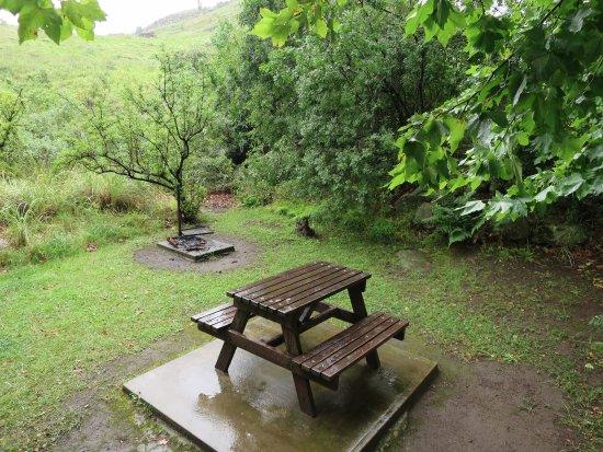 Парк Укхахламба-Дрейкенсберг, Южная Африка: Tent 1's private garden