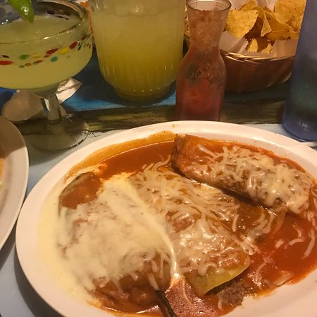 Jose's Authentic Mexican Restaurant: Pitcher of Margaritas, Super Meal, Chips&Salsa.
