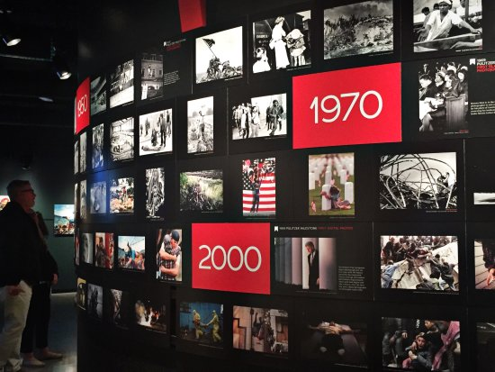 Newseum: Don't miss the Pulitzer Prize Photo Gallery!