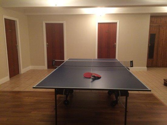 بست ويسترن إفيستون هاوس هوتل: Table Tennis/ Ping pong 