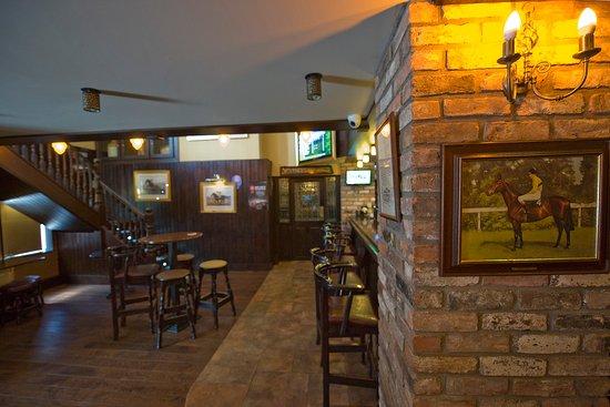 Drogheda, Ireland: The bar