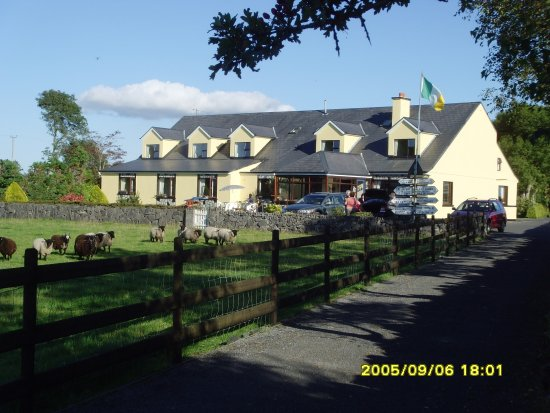 Oughterard, Irlanda: Corrib Wave Guesthouse