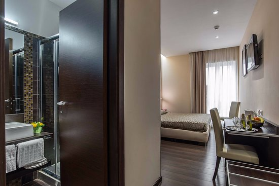 Infinity Hotel St. Peter: classic double