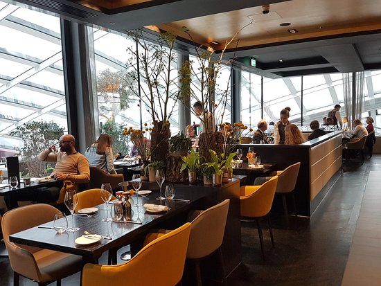 Restaurant interior with views out picture of fenchurch