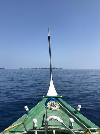 Bodufinolhu Island: Il Dhoni