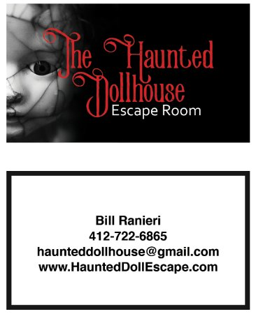 Escape Room Dollhouse Pittsburgh